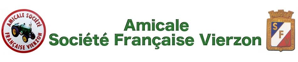 AMICALE SOCIETE FRANCAISE VIERZON